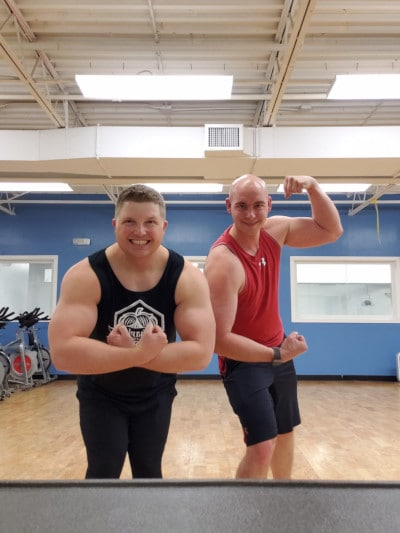 partners workout arms