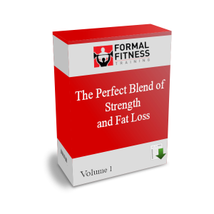 the perfect blend of strength and fat loss